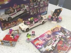 Lego Friends Livi Limo
