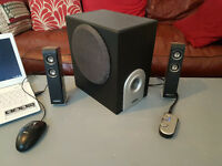Creative I-Trigue Surround and Sub sound system for PC or Mac