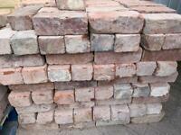 Reclaimed Red Tudor Bricks