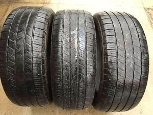 3 Goodyear Eagle LS2 - 275/55/20 - 60% - $80 For All 3