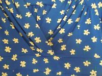 Pepperberry Top size 16, never worn, Blue and Yellow