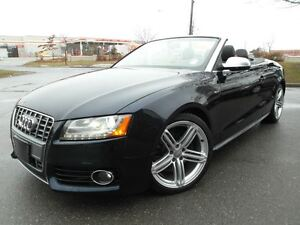 2010 Audi S5 3.0 Premium Convertible Clean-Car-Proof