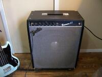 Vintage Fender Bassman 60 early ninetys solid state great tone