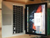 "Macbook Pro 13"" early 2009, 2.26 GHz intel core duo, 4 GB RAM, 250 GB SSD"