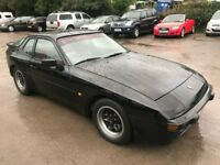 1983 PORSCHE 944 2.5 LUX - ULTRA LOW MILES