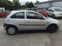 *VAUXHALL CORSA 1.2, LONG MOT! DRIVES VERY WELL QUICK SALE*