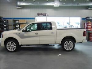 2008 Ford F-150 4WD SUPER CREW LIMITED