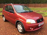 2003 Suzuki Ignis GL 1.3i Low Miles for year Long MOT Excellent condition