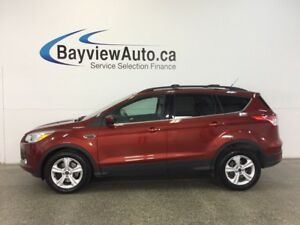 2014 Ford ESCAPE SE- 4WD ECOBOOST PANOROOF HTD STS REV CAM SYNC!