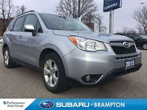 2015 Subaru Forester 2.5i Touring Package  $235 BIWEEKLY REAR CA