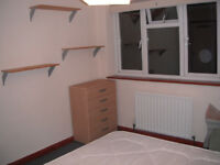 TWIN ROOM (DOUBLE AND SINGLE BED) - £800 PCM - ALL BILLS