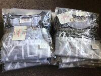 24 new t-shirts tops job lot car boot sale market