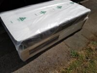 Brand New Comfy Quilted Single Storage base and Mattress FREE Delivery