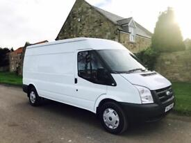 Ford Transit T350 - NO VAT - LOW MILES - IMMACULATE - £33 A WEEK