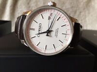 Brand new Christopher Ward C9 Pulsometer COSC - A limited edition of only 250 pieces