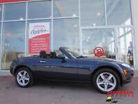 2008 Mazda MIATA MX-5 CONVERTIBLE TOIT RIGIDE /AUT