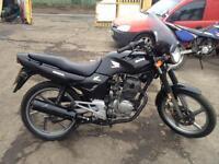 Honda cb125 Motd Quick Sale