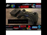 RES retro games console thousands of games and Kodi