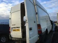 Ford transit van parts available