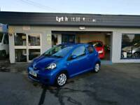 Aygo998cc 41k or near offer gcars 2010 FullMOTServiceWarranty tax£20 50mpg su...