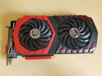MSI GeForce GTX 1080 Ti GAMING X 11G (11GB) Twin Frozr IV Graphics Card