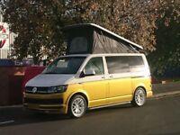 VW T6 SWB Camper Van, 2016, Brand New Professional Conversion