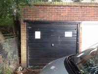 Garage/Lock up for sale