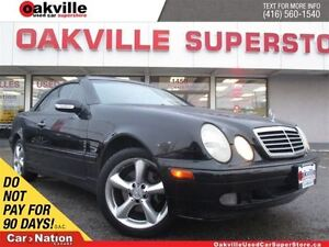 2001 Mercedes-Benz CLK-Class CLK320 | AS-IS SPECIAL | LEATHER |