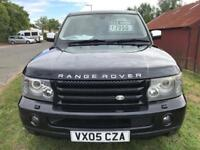 Range rover sport supercharged 2005