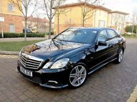 2010 60 Mercedes Benz E Class E220 CDI Amg Sport