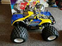 rc nitro pirate mt sport 4x4