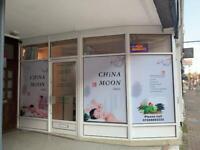 China Moon massage Salon New Open in High Street Camberley GU15 3QU