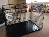 Dog cage x-large