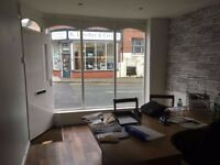 Spacious Ground Floor Shop / Office to Rent