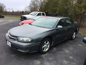 2004 Chevrolet Impala AS TRADED!! NOW $2500