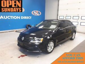 2015 Volkswagen Jetta 2.0L Trendline SUNROOF! ALLOYS! FINANCE NO