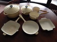 Cast Iron Pots and Pans Set or Individual