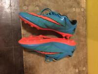 Nike adult football boots size 11