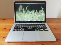 Apple MacBook Pro i5-4th Gen 8GB 128SSD Laptop