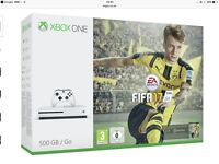 Xbox One S FIFA 17 Bundle - brand new (500GB) £249.99 RRP