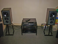 Audiophile HI-FI system,high quality seperates audio system.