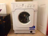 Indesit new washing machine