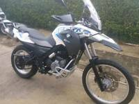 2013 BMW 650gs *low miles*low seat*