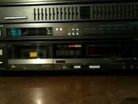 Technics rs-b55 cassette deck