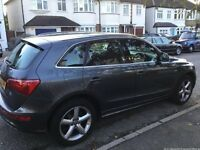AUDI Q5 - 1 LADY OWNER F/S/H + 1YR MOT 62 PLATE EXCELLENT CONDITION!!