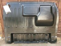 Van Bulkhead - FORD TRANSIT - SWB - Very Good Condition - 2001 - 2014 - Includes Original Bolts