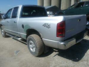 2002 Dodge Ram Pickup 1500 ws4817~~In the yard for parts