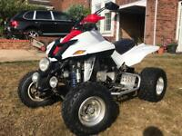 2012 QuadZilla 450cc Road Legal Quad