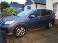 HONDA CR-V 2.2 I-DTEC SR 5DR - GREAT BUY