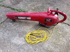 Leaf blower 1600w Fairway Power Devil